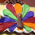 Thanksgiving Holiday Cupcakes Party Ideas
