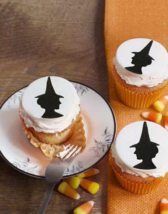 Family fun with halloween cupcakes decorating ideas Halloween cupcakes