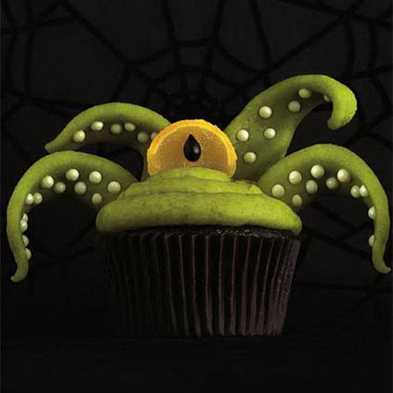 Halloween Cupcake Decorating Ideas : Family Fun With Halloween Cupcakes Decorating Ideas ...