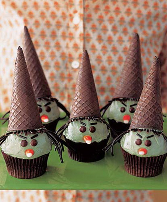 related posts disney cupcakes for halloween holiday - Halloween Cupcake Decorating