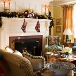 Christmas Decorating, Holiday Mantels