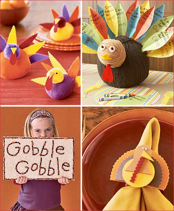 thanksgiving holiday crafts ideas family holiday net guide to