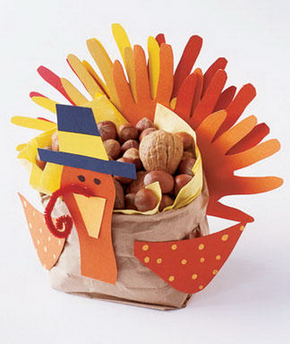 Thanksgiving Holiday Crafts Ideas Family To Family Holida