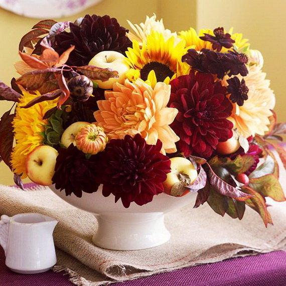 Thanksgiving decorations decorating ideas for the