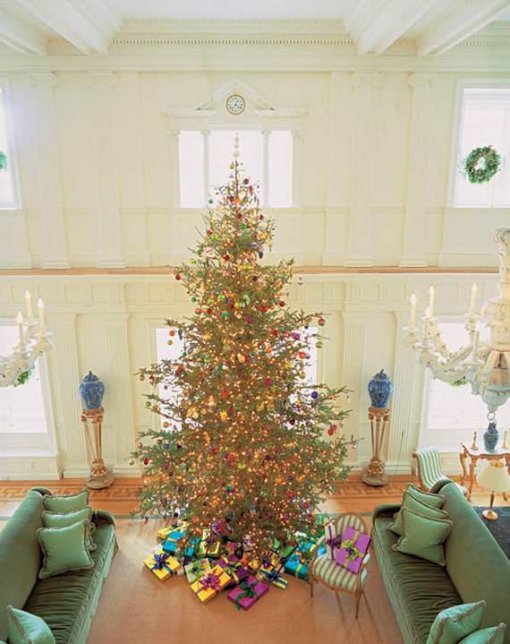 Beautiful Christmas Holiday Tree Decorating Inspirations (10)