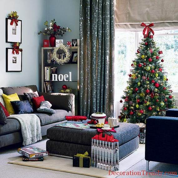 Beautiful Christmas Holiday Tree Decorating Inspirations (12)