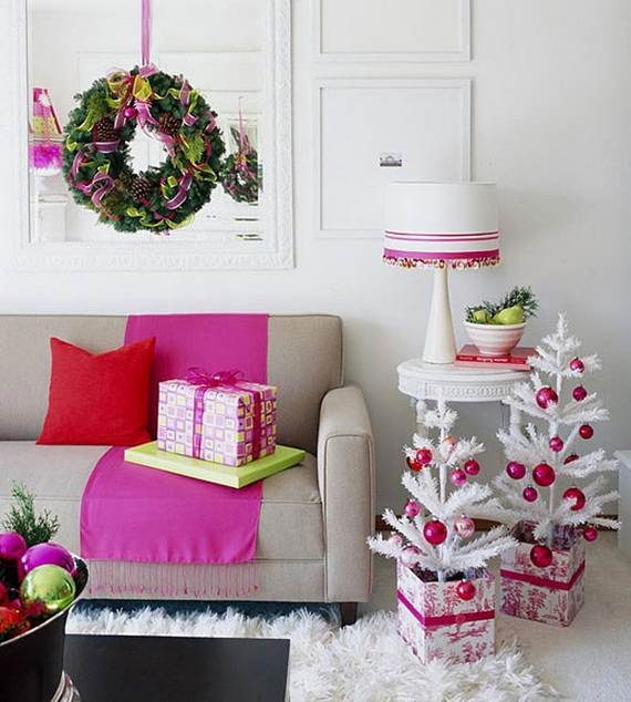 Beautiful Christmas Holiday Tree Decorating Inspirations (23)