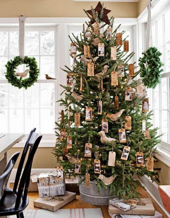 Beautiful Christmas Holiday Tree Decorating Inspirations (6)