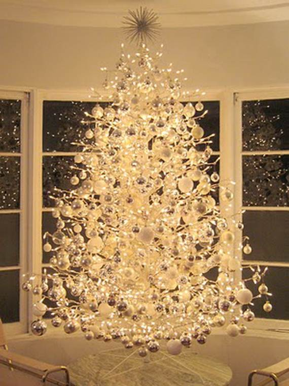 beautiful christmas holiday tree decorating inspirations 7