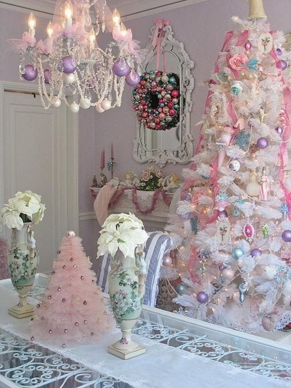 Beautiful Christmas Tree Decorating Ideas for A Holiday Tradition_10