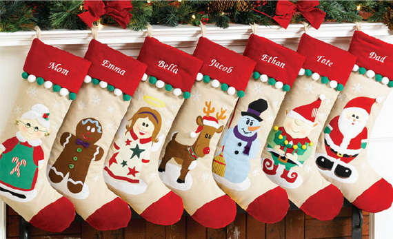 christmas stockings decorating ideas_10 ms website landing page - Christmas Stocking Decorating Ideas