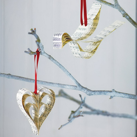 Cute and Quirky Homemade Christmas Ornaments for Holidays_16