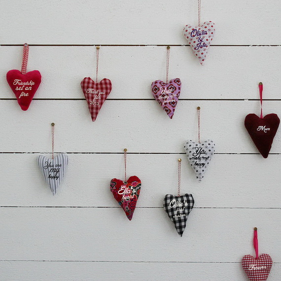 Cute and Quirky Homemade Christmas Ornaments for Holidays_20