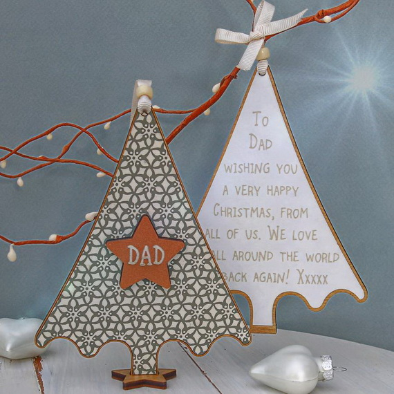 Cute and Quirky Homemade Christmas Ornaments for Holidays_29