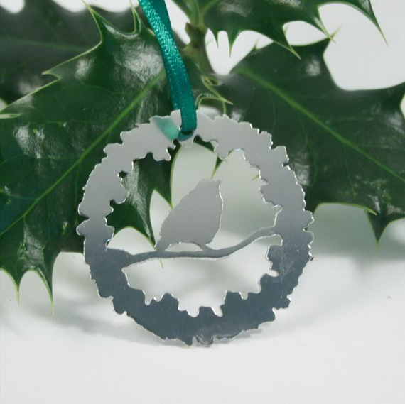 Cute and Quirky Homemade Christmas Ornaments for Holidays_34