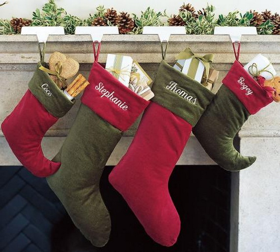 Easy Holiday Christmas Stocking Crafts_13