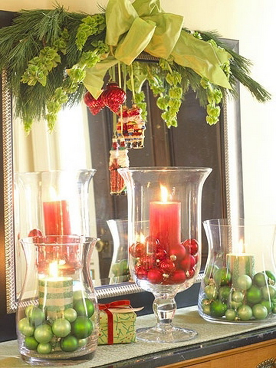 Elegante Christmas Holiday Decorations - family holiday.net/guide to family h...