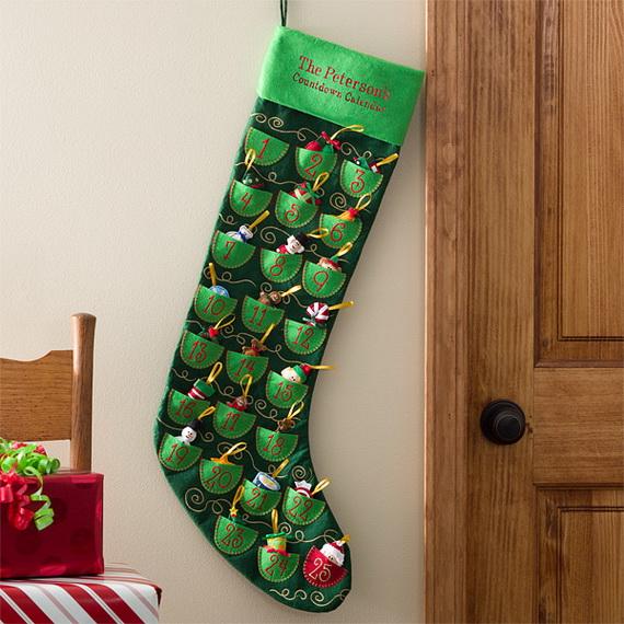 fabulous holiday christmas stockings_09 - Christmas Stocking Design Ideas