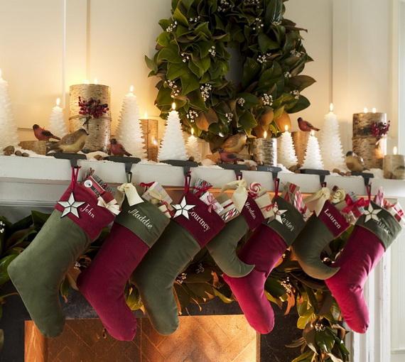 Fabulous Holiday Christmas stockings_18