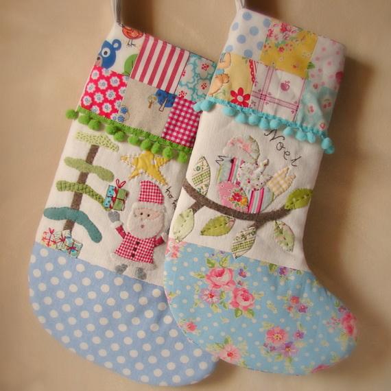 Fabulous Holiday Christmas stockings_19