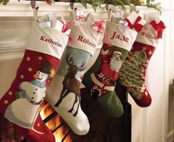 Fabulous Holiday Christmas stockings_21