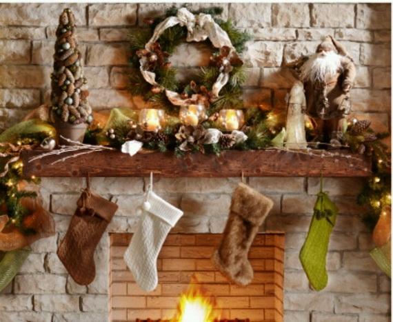 Hanging Christmas Stockings for Holidays_02