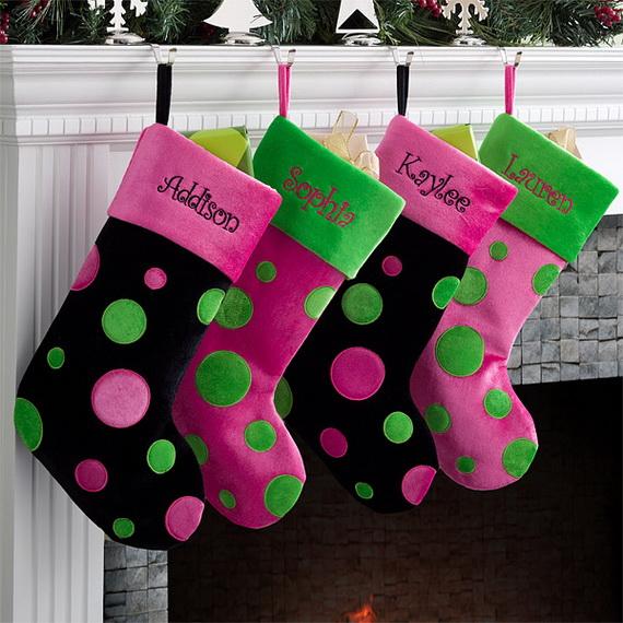 Hanging Christmas Stockings for Holidays_10