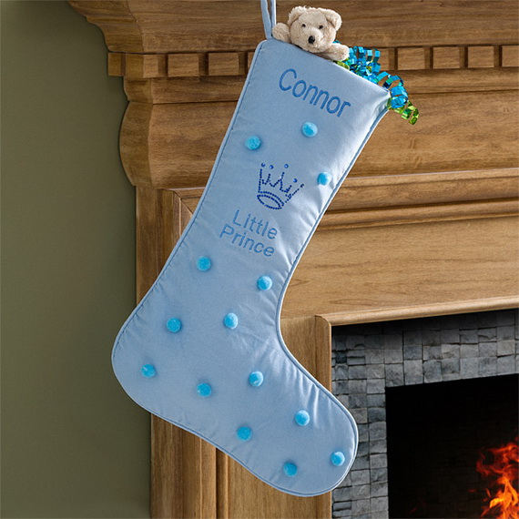 Hanging Christmas Stockings for Holidays_11