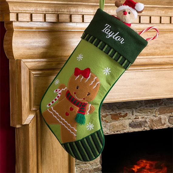 Hanging Christmas Stockings for Holidays_18
