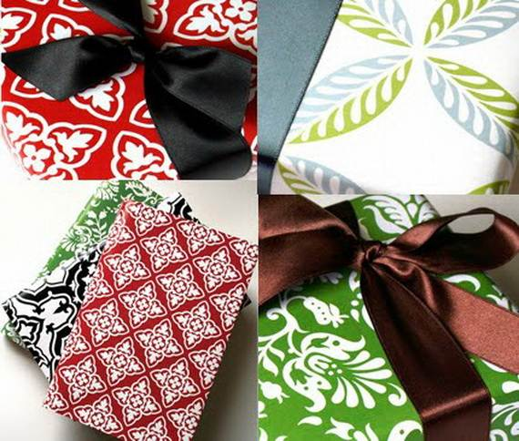 Holiday Gift-Wrapping Ideas (5)