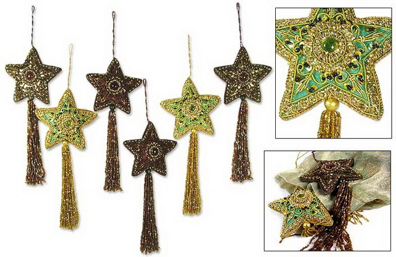 India Crafts For Holiday & Christmas Decorations - family ...