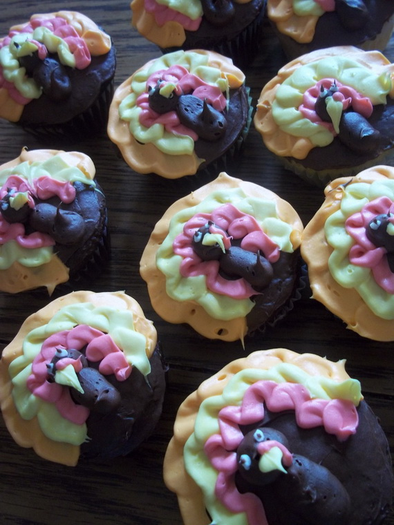 Thanksgiving Cupcake Ideas For Holidays_09