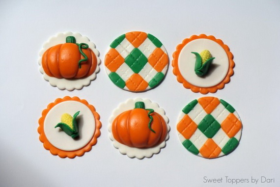 Thanksgiving Cupcake Ideas For Holidays_18