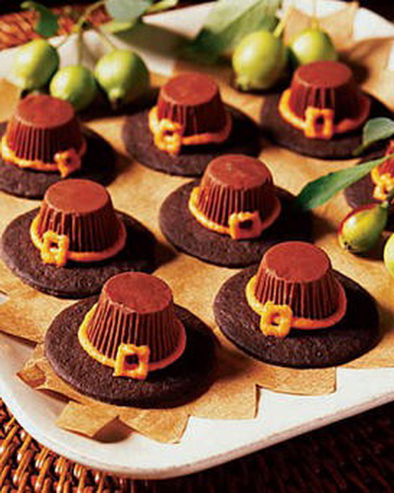 Thanksgiving Cupcake Ideas For Holidays - family holiday ...