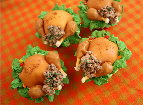 Thanksgiving Cupcake Ideas For Holidays_21