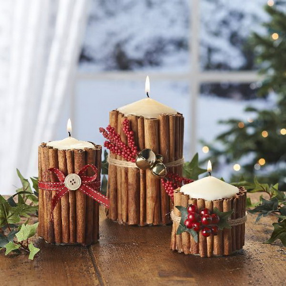 Traditional Christmas Gift Basket Idea_22