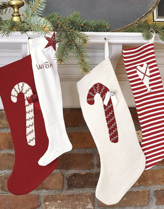 easy holiday christmas stocking crafts - family holiday/guide