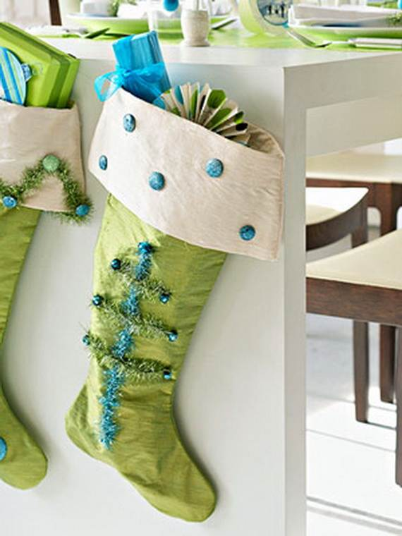 stocking_-_112 & Elegant Christmas Stockings Holiday Crafts - family holiday.net ...