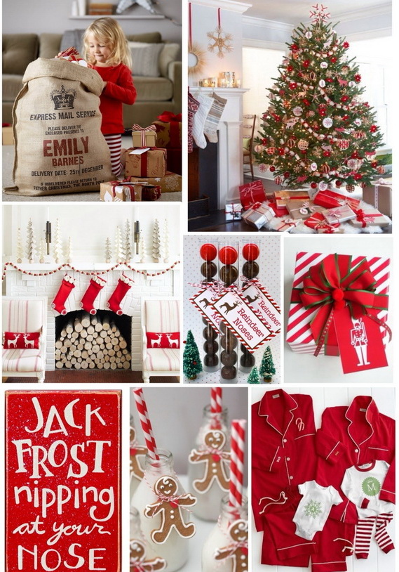 Christmas Holiday Tree Decorating   Ideas_03