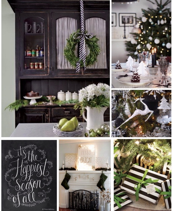 Christmas Holiday Tree Decorating   Ideas_08