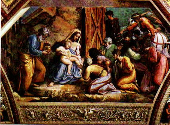 Epiphany Theophany Holiday January 6th Family