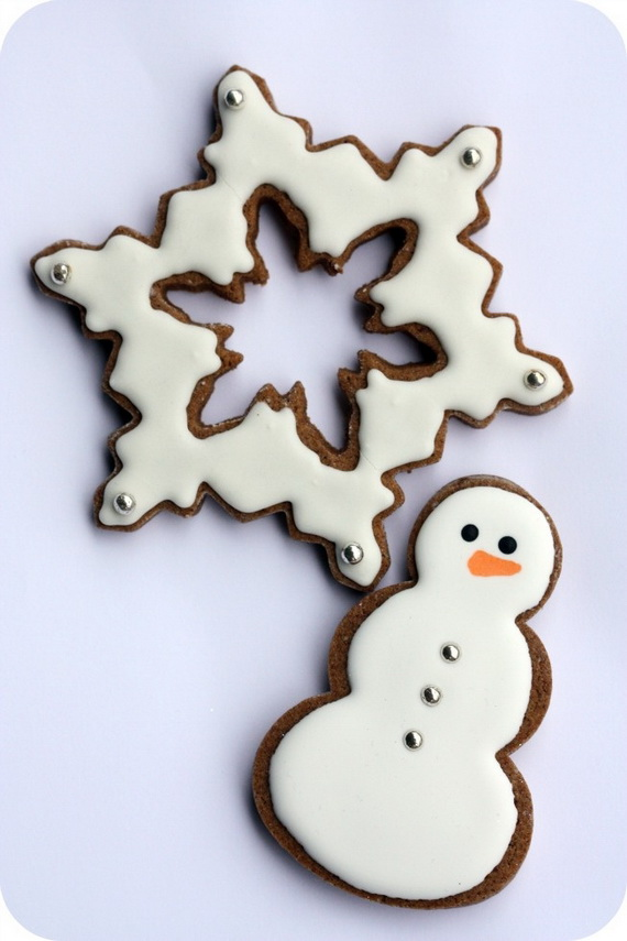 Iced, Decorated, and Shaped Cookies for Holidays_08