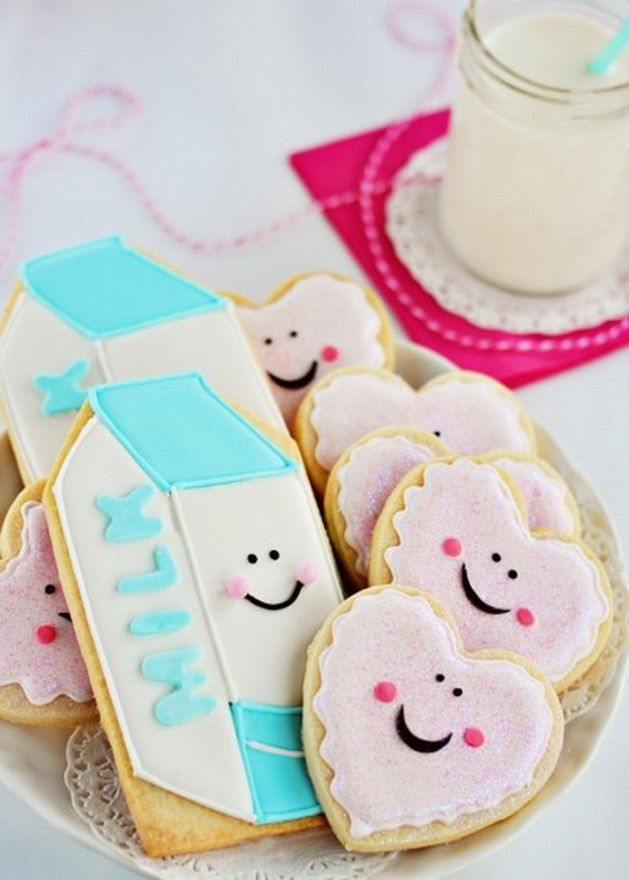 Iced, Decorated, and Shaped Cookies for Holidays_34