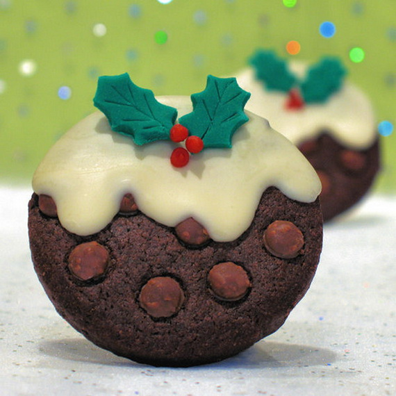 Iced, Decorated, and Shaped Cookies for Holidays_38