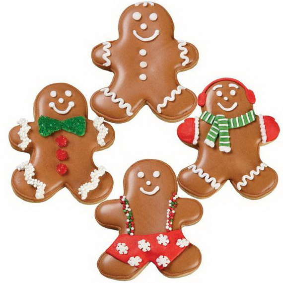 Iced, Decorated, and Shaped Cookies for Holidays_54