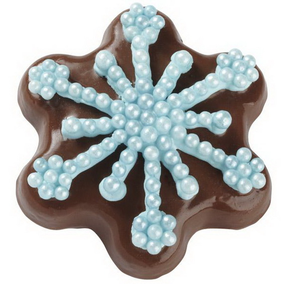 Iced, Decorated, and Shaped Cookies for Holidays_55