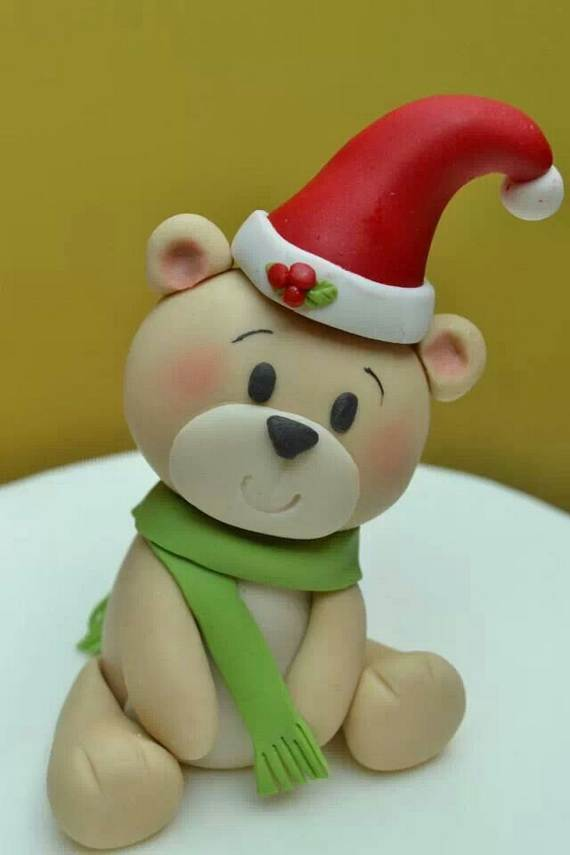Polymer-Clay-Christmas-Holiday-Decoration-28
