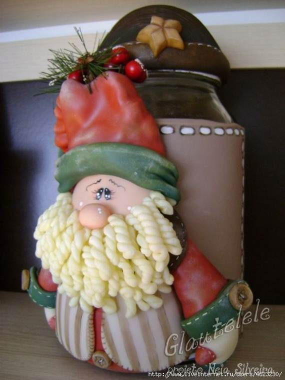 Polymer-Clay-Christmas-Holiday-Decoration-31