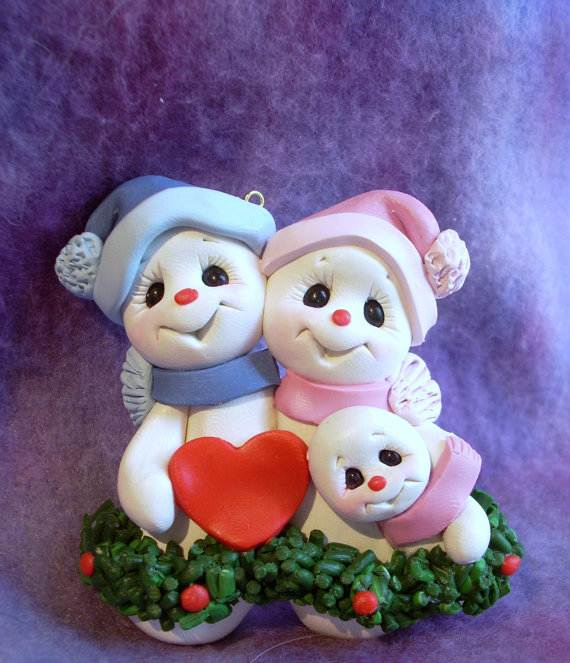 Polymer-Clay-Christmas-Holiday-Decoration-9