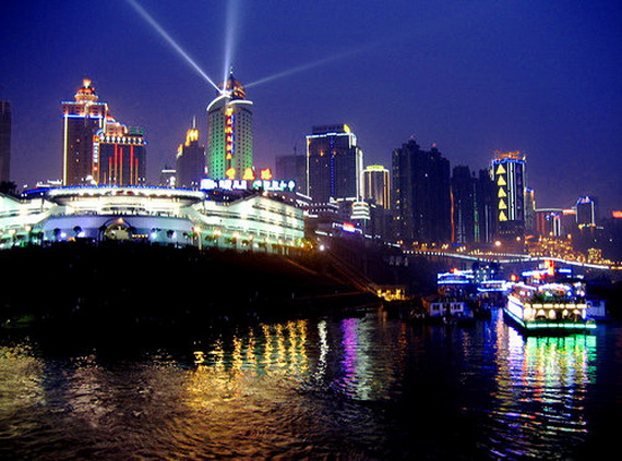 Chongqing china learn quick facts about the city of